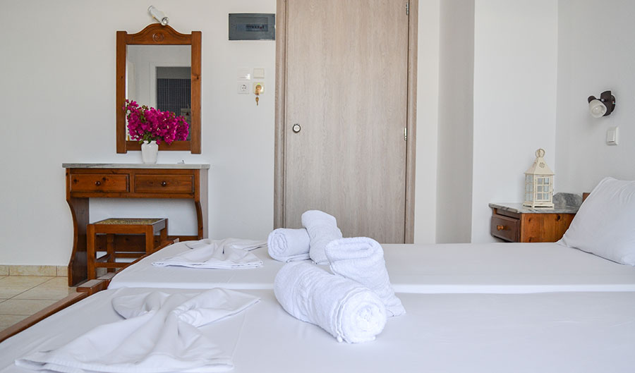 Accommodation - Pavlos Place Antiparos